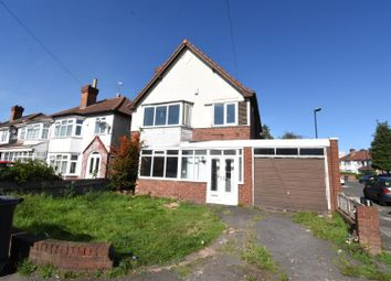Thumbnail 3 bed detached house for sale in Woodwells Road, Ward End, Birmingham