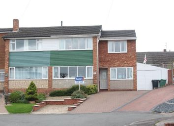Thumbnail 4 bed semi-detached house for sale in Freeland Grove, Kingswinford
