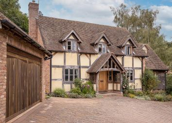 Thumbnail 4 bed detached house for sale in Rosebank, The Common, Wellington Heath, Ledbury, Herefordshire