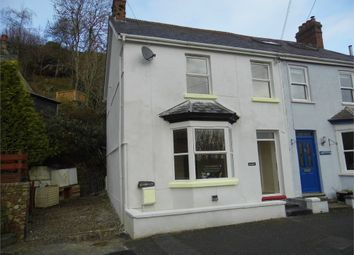 Thumbnail 4 bed detached house for sale in Brooklyn, Clement Road, Goodwick, Pembrokeshire
