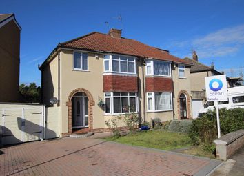 Thumbnail 3 bedroom semi-detached house for sale in Fouracre Road, Bromley Heath, Bristol