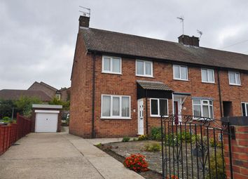 Thumbnail 2 bedroom end terrace house for sale in Lowfields Drive, Acomb, York
