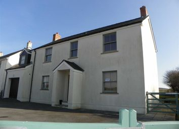 Thumbnail 4 bed detached house for sale in Angle, Pembroke