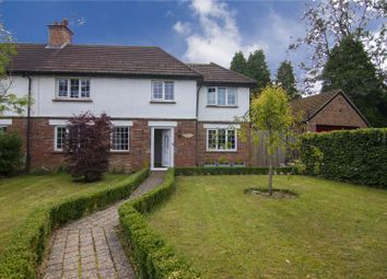 4 bed semi-detached house for sale in Welcome Cottages, Slines Oak Road, Woldingham, Surrey CR3
