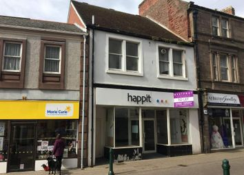 Thumbnail Retail premises for sale in 152 High Street, Arbroath