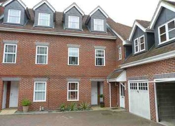 Thumbnail 3 bed town house for sale in Howarde Court, Stevenage, Hertfordshire