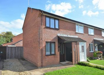 Thumbnail 1 bedroom end terrace house to rent in Rowan Close, Tiverton