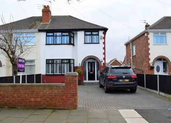 Thumbnail 3 bedroom semi-detached house for sale in Gainsborough Avenue, Maghull