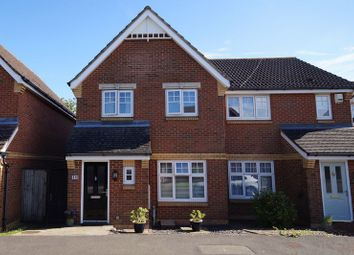 Thumbnail 3 bedroom semi-detached house for sale in Maybush Gardens, Prestwood, Great Missenden