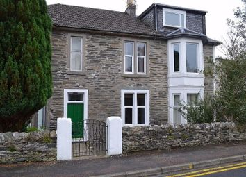 Thumbnail 1 bed flat for sale in Alexander Street, Dunoon, Argyll And Bute
