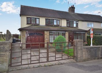Thumbnail 3 bed semi-detached house for sale in Honeywall Lane, Madeley Heath, Crewe