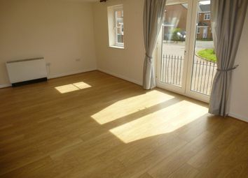 Thumbnail 2 bed flat for sale in Warren Court, Hampton Hargate, Peterborough
