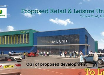 Thumbnail Retail premises to let in Tritton Road, Lincoln LN6, Lincoln,