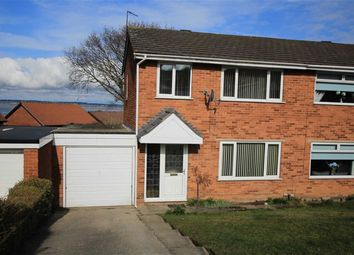 Thumbnail 3 bed semi-detached house for sale in Vicarage Road, Bagillt