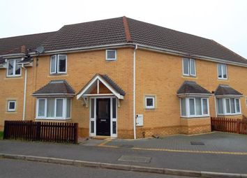 3 bed terraced house for sale in Morgan Close, Luton, Bedfordshire LU4