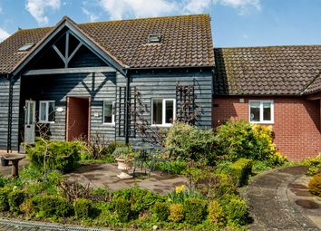 Thumbnail 2 bedroom link-detached house for sale in Bell Meadow, Rickinghall, Diss