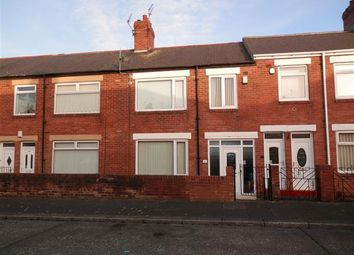 Thumbnail 4 bedroom terraced house for sale in Eastbourne Avenue, Walkerdene, Newcastle Upon Tyne