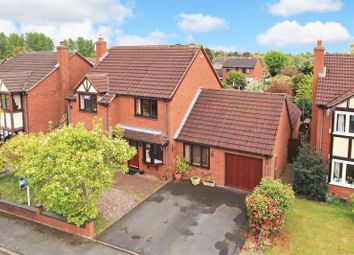 Thumbnail 4 bed detached house for sale in Chichester Drive, Apley, Telford