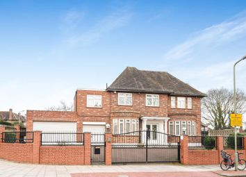 Thumbnail 5 bed detached house for sale in Chalgrove Gardens, Finchley N3,