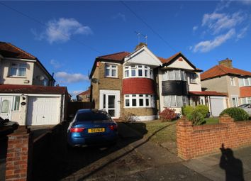 Thumbnail 3 bed semi-detached house to rent in Okehampton Crescent, Welling, Kent