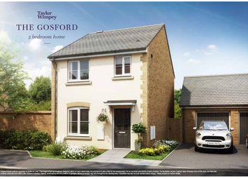 Thumbnail 3 bed detached house for sale in Northford Close, Shrivenham, Swindon