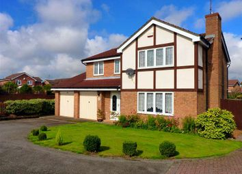 Thumbnail 4 bedroom detached house to rent in Medway Drive, Wellingborough, Northamptonshire.