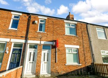 Thumbnail 2 bedroom flat to rent in Alfred Avenue, Bedlington
