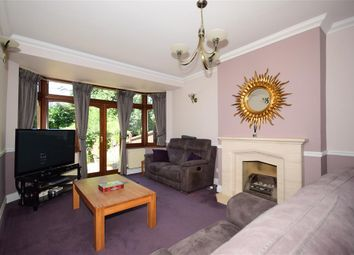Thumbnail 4 bed semi-detached bungalow for sale in Knighton Close, Woodford Green, Essex