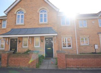 Thumbnail 3 bed terraced house for sale in Shipman Road, Braunstone Town, Leicester