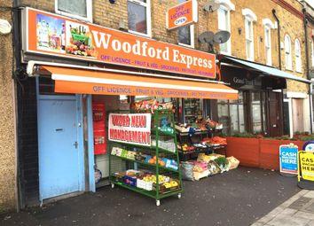 Thumbnail Retail premises for sale in London E18, UK