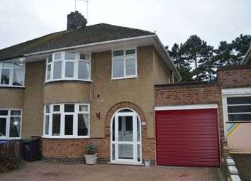 Thumbnail 3 bed semi-detached house for sale in Ashley Way, Westone, Northampton