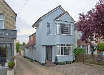 Thumbnail 3 bedroom detached house for sale in Shelford Road, Trumpington, Cambridge