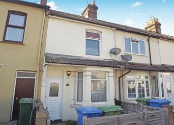 Thumbnail 2 bed terraced house for sale in Shakespeare Road, Sittingbourne