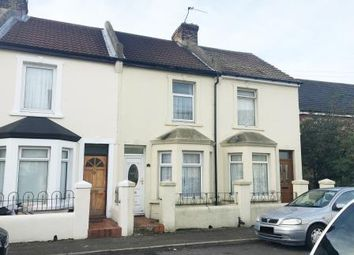 Thumbnail 3 bed terraced house for sale in 3 Portland Road, Gillingham, Kent