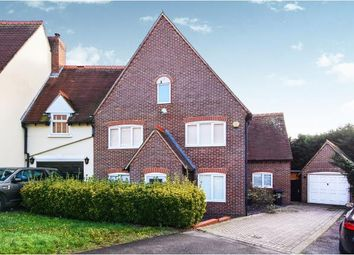 Thumbnail 4 bed link-detached house for sale in Church Hill, Epping, Essex