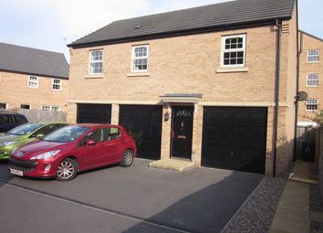 Thumbnail 2 bed town house to rent in Towpath Way, Spondon
