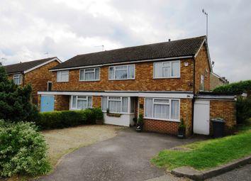 Thumbnail 3 bed semi-detached house for sale in Birchside, Dunstable