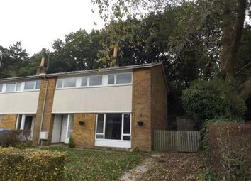 Thumbnail 3 bedroom end terrace house for sale in Loewy Crescent, Poole