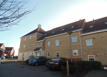 Thumbnail 2 bed flat to rent in Mawkin Close, Three Score, Norwich