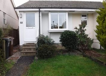 Thumbnail 1 bedroom bungalow to rent in Whiteley Avenue, Totnes