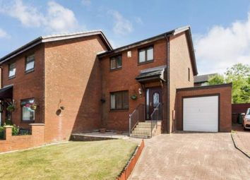 Thumbnail 3 bed detached house for sale in Colintraive Avenue, Hogganfield, Glasgow