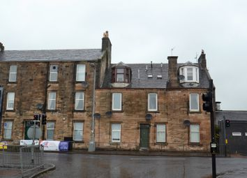 Thumbnail 1 bedroom flat for sale in Bridgend, North Ayrshire