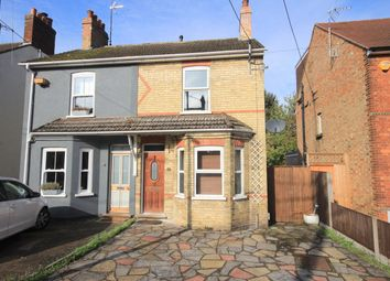 Thumbnail 2 bed semi-detached house to rent in Windmill Road, Flitwick