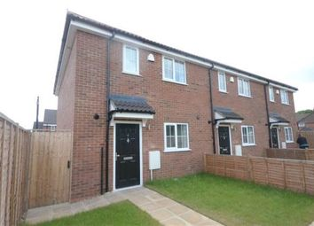 Thumbnail 2 bed end terrace house for sale in Macs Close, Padworth, Reading