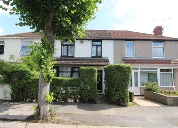 Thumbnail 3 bed terraced house for sale in Banks Road, Coundon, Coventry