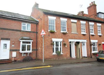 Thumbnail 3 bed terraced house for sale in Russell Street, Stony Stratford, Milton Keynes