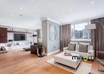 Thumbnail 2 bed flat to rent in Grosvenor Road, Chelsea