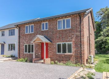 Thumbnail 3 bed detached house for sale in Oak Tree Gardens, Picket Piece, Andover, Hampshire