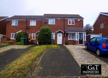 Thumbnail 1 bed terraced house for sale in Dudley, West Midlands