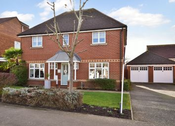 Thumbnail 4 bed detached house for sale in Ranworth Gardens, Potters Bar